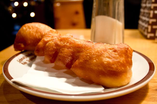 Cafe Frischhut Doughnut in Munich