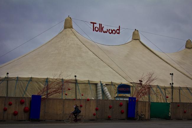 Tollwood Winter Festival in Munich