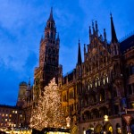 Munich in Winter