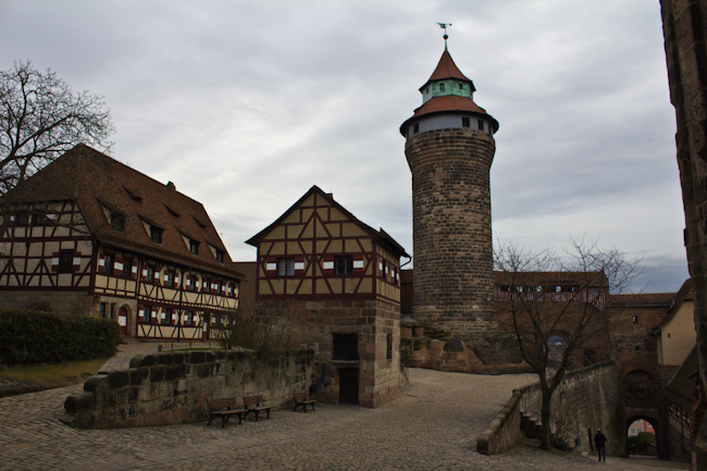 Solo Travel to Nuremberg Germany