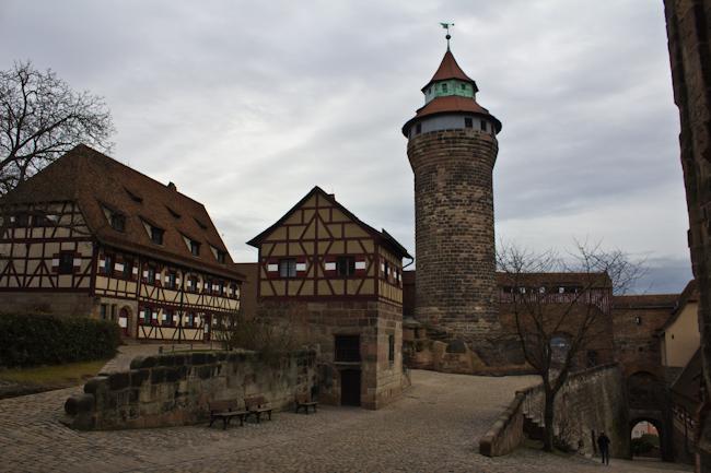 Solo Travel to Nuremberg Germany
