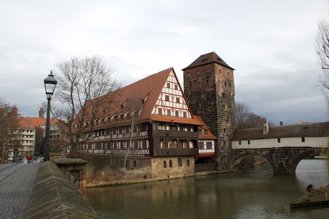 15th Centure Wine Store in Nuremberg