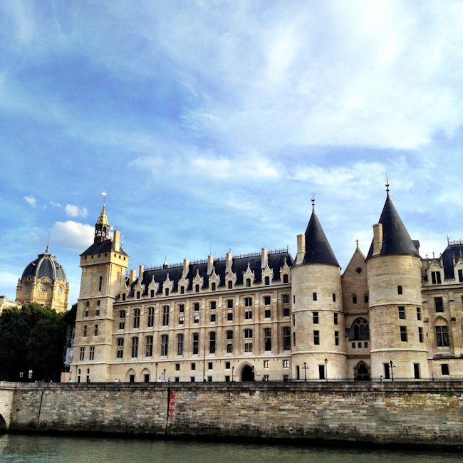 Images of Paris: The Conciergerie