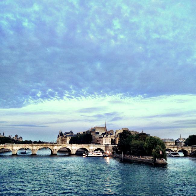 Photo of Ile de la Cite and the Pont Neuf
