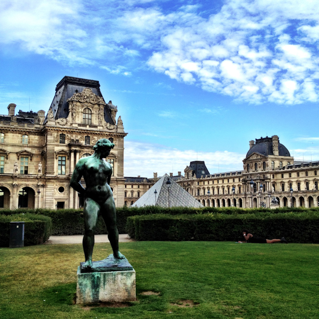 Pictures of Paris: The Louvre