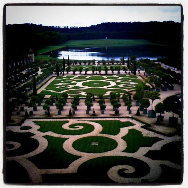Perfect Gardens at the Chateau de Versailles