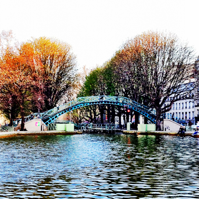 Off The Beaten Tourist Path: Canal St Martin