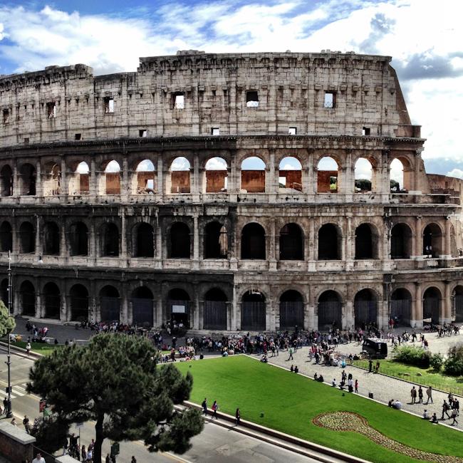 Rome in the Spring