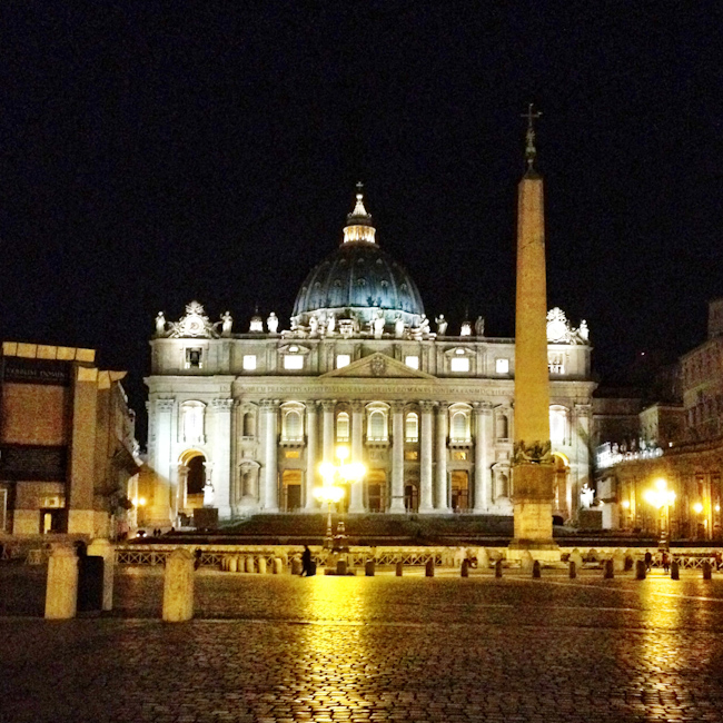 Don't Forget to Visit the Vatican When in Rome