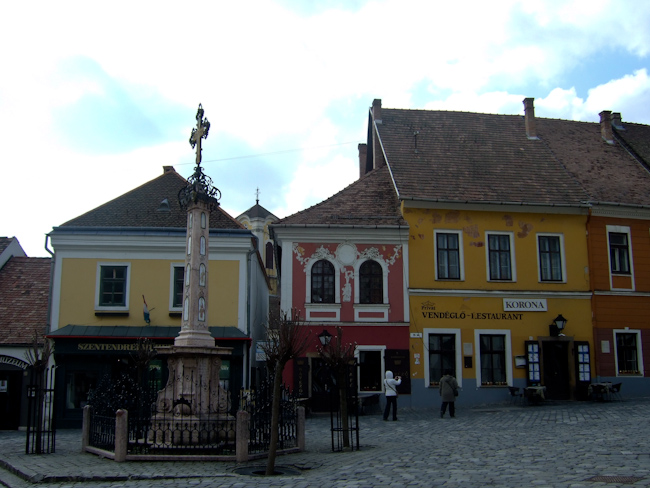Budapest Day Trip to Szentendre in Hungary