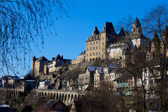 Uzerche: Hilltop Town in Limousin France