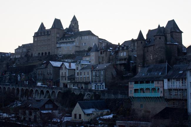 Day Trip to Uzerche France