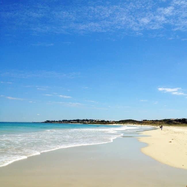 Perth Beaches 2013