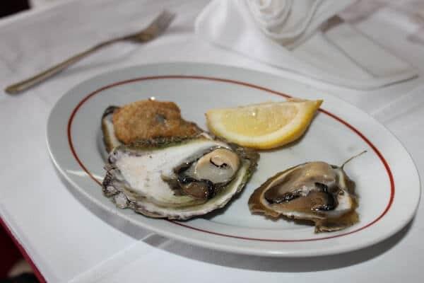 Mali Ston Oysters 3 Ways