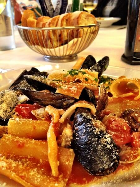 Pierluigi Restaurant Rome Review