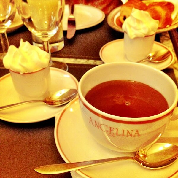 L'Africain: The Best Hot Chocolate in Paris