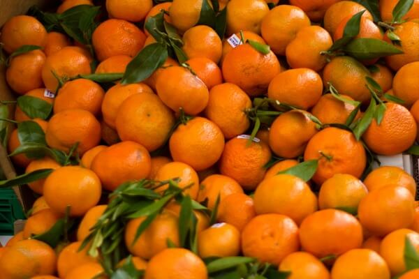 Fruit at Lille's Wazemmes Market