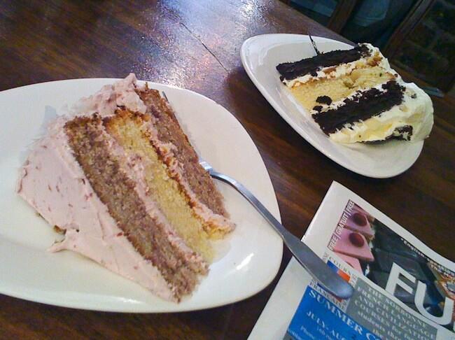 Sugarplum Cake Shop in Paris