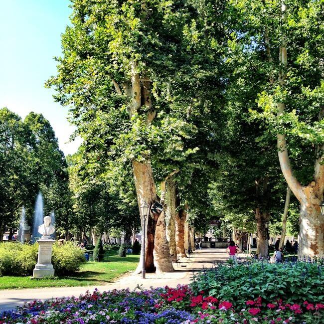 Zagreb City Park