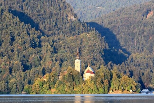 Ljubljana Day Trip to Lake Bled