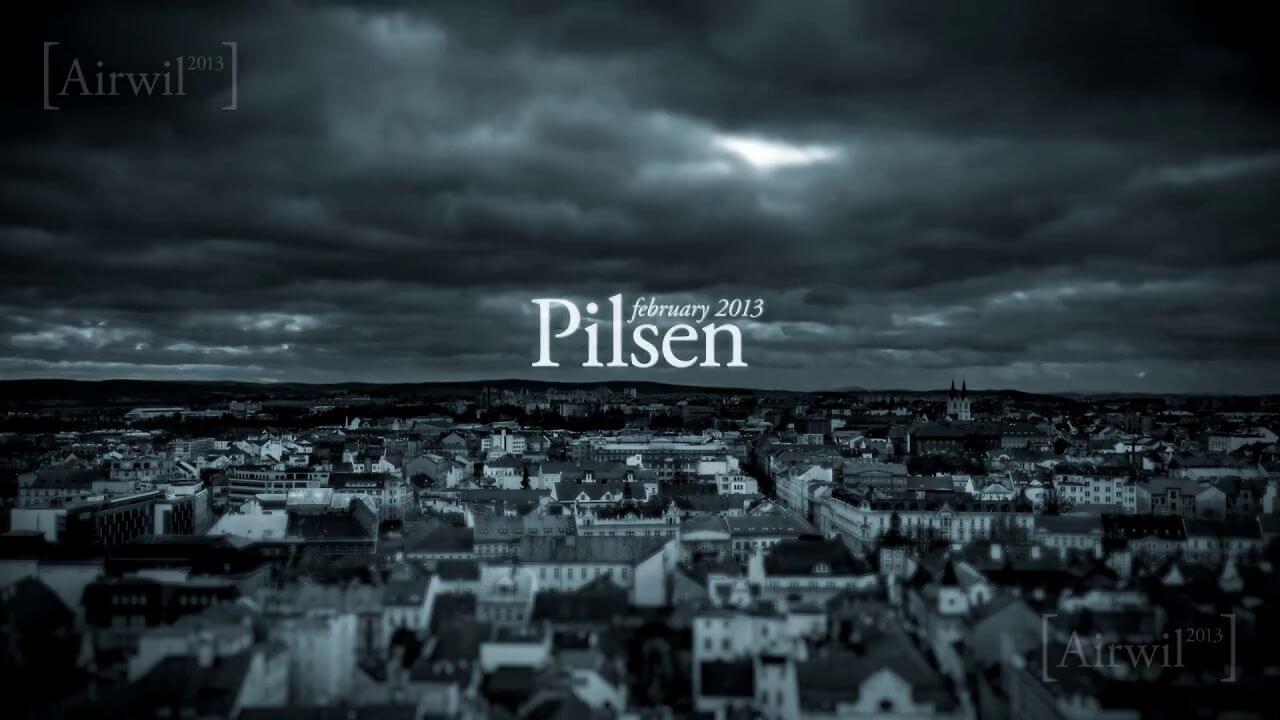 Bohemian Pilsen via Timelapse