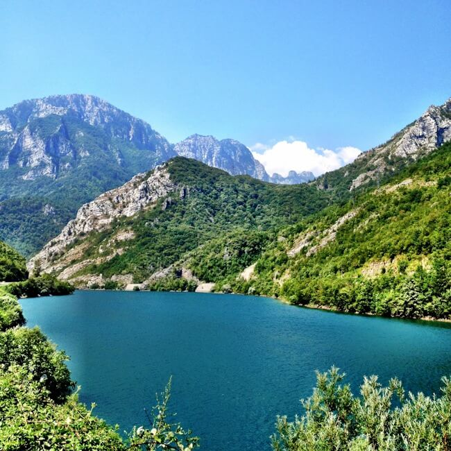 Mountains in Bosnia and Herzegovina