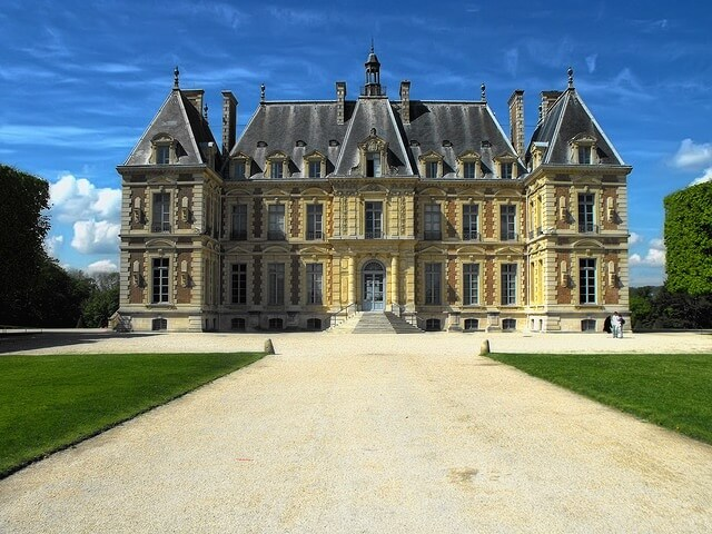 Chateau de Sceaux in Antony, France