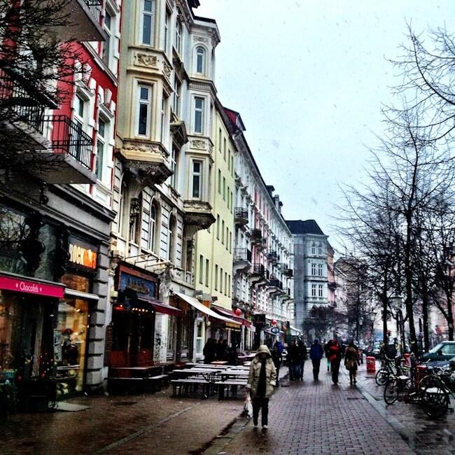 Eclectic Hamburg, Germany