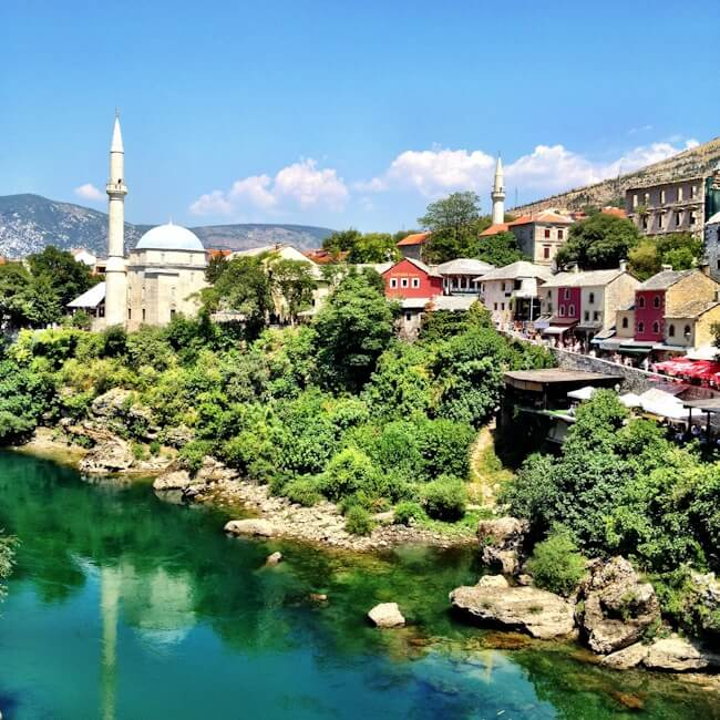 Mostar Bosnia & Herzegovina