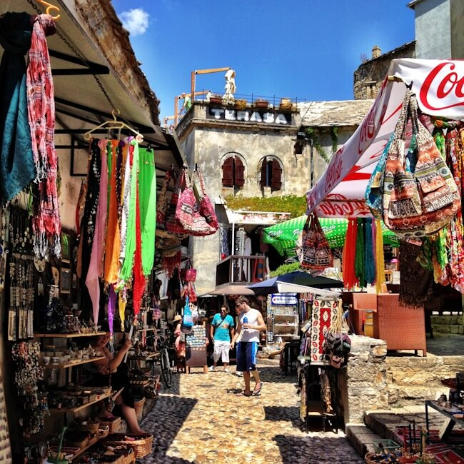Road Trip to Bosnia and Herzegovina