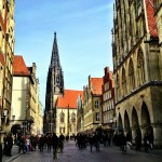 Muenster Thru a Mobile Lens