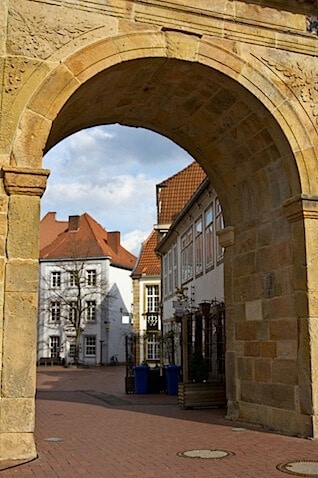 Osnabrueck City Gate