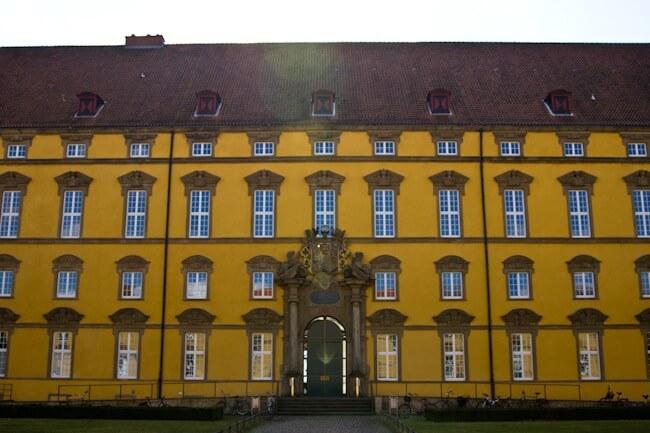 Osnabrueck Castle