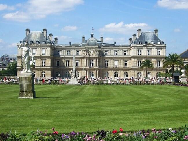 Top 5 Beautiful Parks In Paris