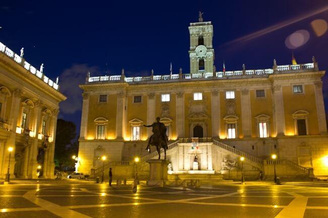 Beautiful Piazza After Beautiful Piazza in Rome