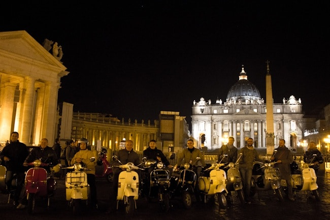 Dearoma Vespa Tour of Rome