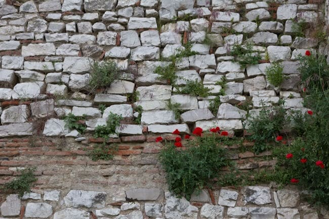 Exploring Berat Castle