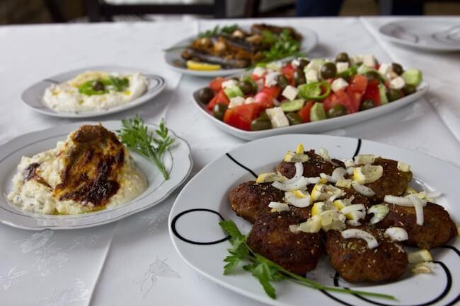 Taverna Lazaro Berat Castle Restaurant
