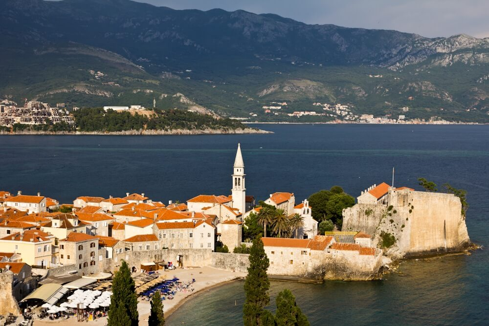 The Venetian Walls of Budva
