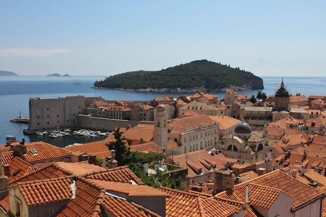 Dubrovnik in September