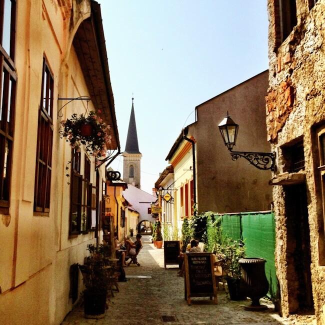 Craftsmen's Lane, Kosice