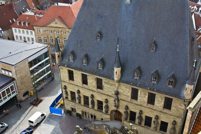 Osnabrueck's Town Hall
