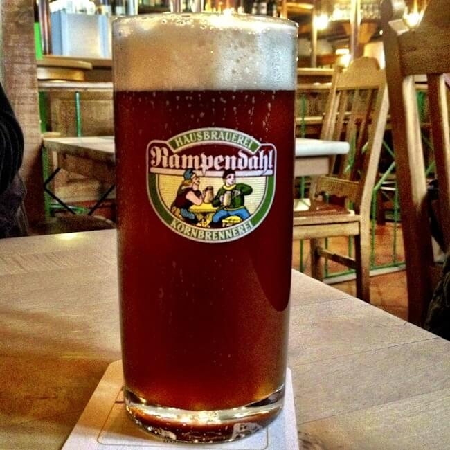 Rampendahl Brewery in Osnabrueck