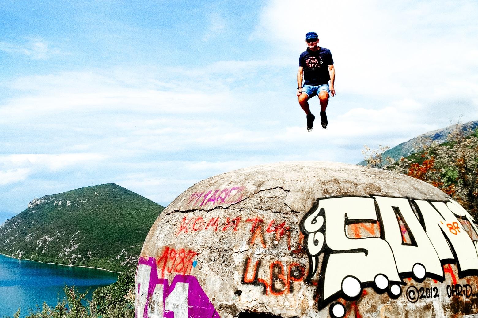 Lake Ohrid Bunker