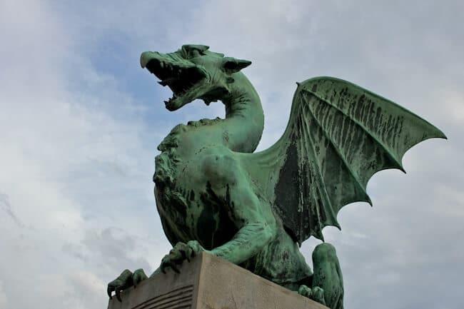 Guarding the Dragon Bridge