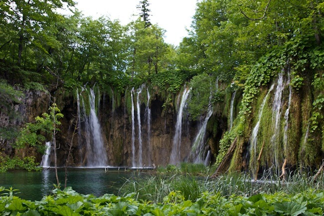 Visiting Plitvice in Summer