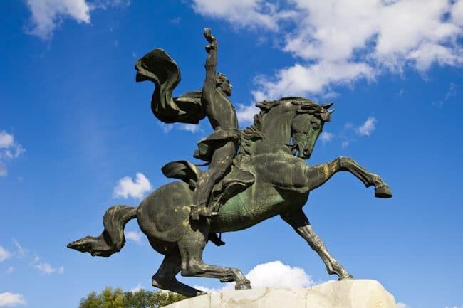 Tiraspol Loves Their Heroes