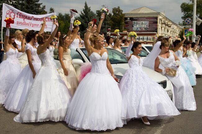 Russian Brides in Tiraspol Transnistria