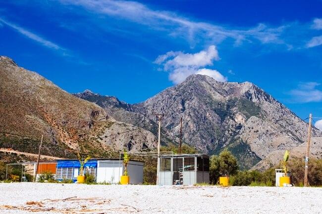Borsh Beach Albania