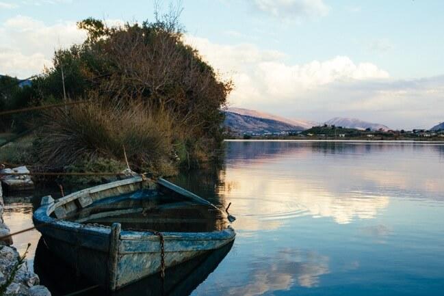 Butrint National Park Wetlands